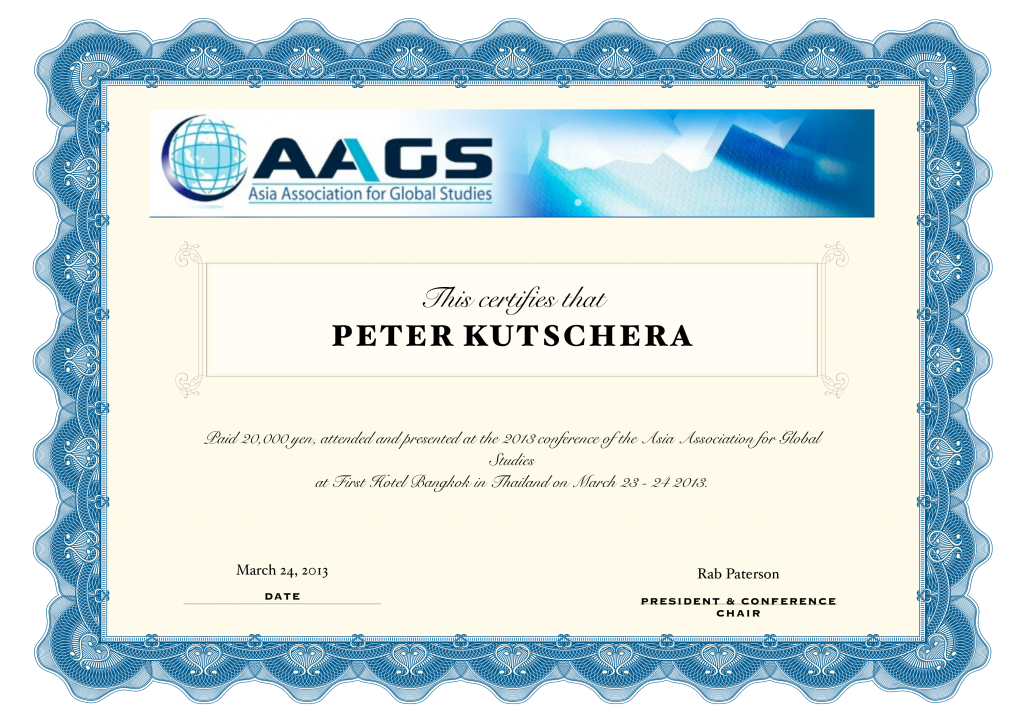 AAGS2013ConferencePresentationCertificate03-1402013